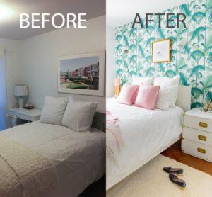 Home Staging prima-dopo